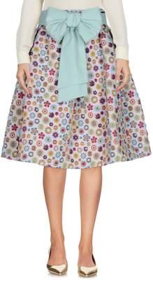 Mariagrazia Panizzi Knee length skirts - Item 35358699KP