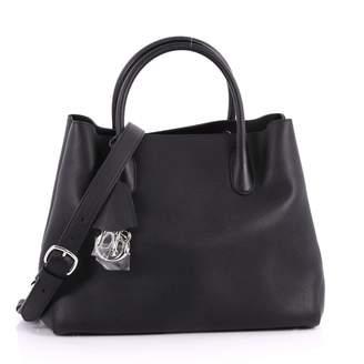 Christian Dior Open Bar leather handbag
