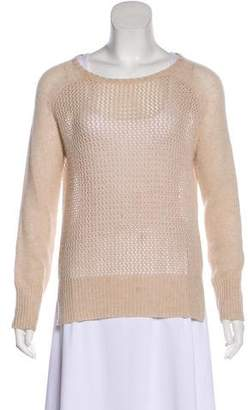 Raquel Allegra Cashmere Knit Sweater