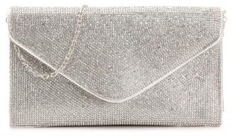 Townsend Lulu Rhinestone Envelope Clutch