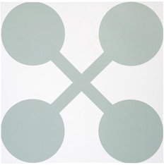 DwellStudio Wall Art - Jack Aqua