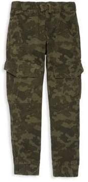 Joe's Jeans Boy's Camo Print Cargo Pants