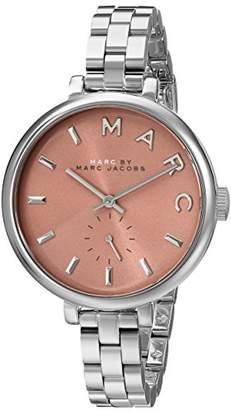 Marc by Marc Jacobs Women's MBM3365 Sally Stainless Steel Bracelet Watch