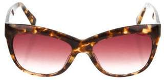 Paul Smith Tortoiseshell Gradient Sunglasses