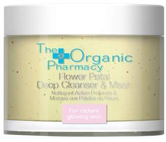 The Organic Pharmacy Flower Petal Deep Cleanser & Mask