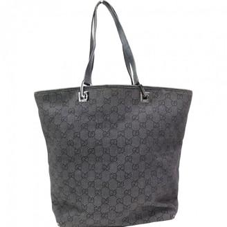 Gucci Black Denim - Jeans Handbags