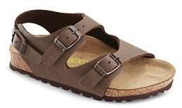 Birkenstock Unisex Roma Ankle Strap Sandals - Walker, Toddler