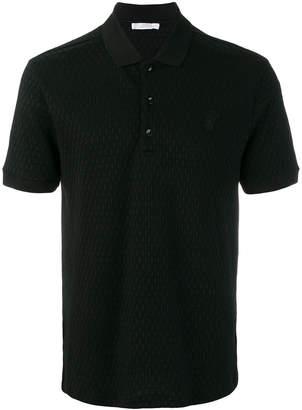 Versace classic short-sleeved polo shirt