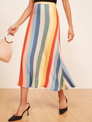 Reformation Bea Skirt