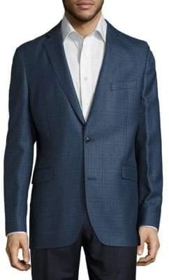 Saks Fifth Avenue Wool & Silk Blend Jacket