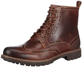 Clarks Men's Montacute Lord Cold lined classic boots short length