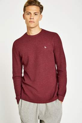 Jack Wills Frogwell Long Sleeve T-Shirt