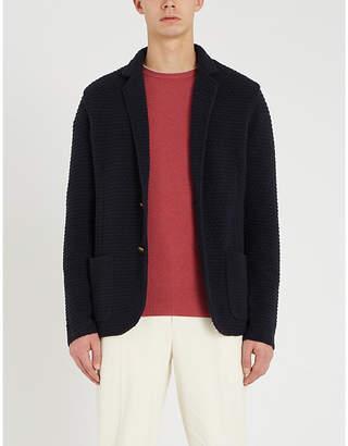 Eleventy Crewneck fine-knit cashmere jumper