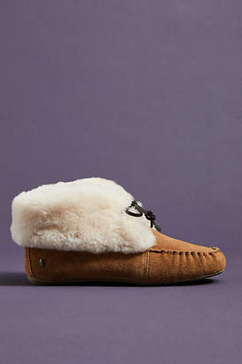 Emu Burra Moccasin Slippers