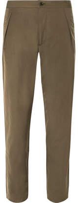 Camoshita Slim-Fit Tech-Twill Trousers