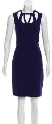 Diane von Furstenberg Cutout Amy Dress