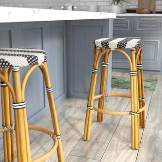 "Beachcrest Home Campbellton Springs 30"" Bar Stool"