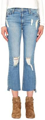 Black Orchid Denim Cindy Slant Fray
