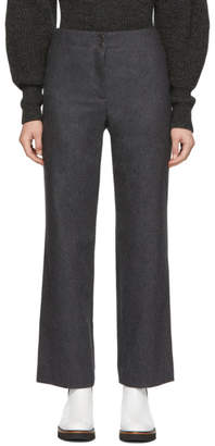 A.P.C. Grey Aglae Trousers
