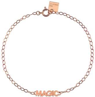 ginette_ny Fairy Magic Bracelet - Rose Gold