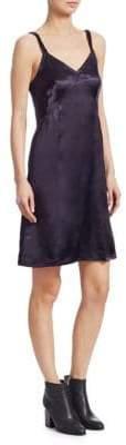 Helmut Lang Shiny Mini Dress