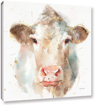 Laurèl Foundry Modern Farmhouse Farm Friends II Painting Print on Wrapped Canvas