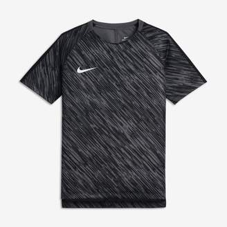 Nike Dri-FIT Squad Older Kids'(Boys') Short-Sleeve Football Top