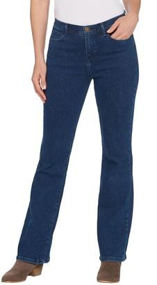 Brooke Shields Timeless BROOKE SHIELDS Timeless Petite Boot-Cut Jeans