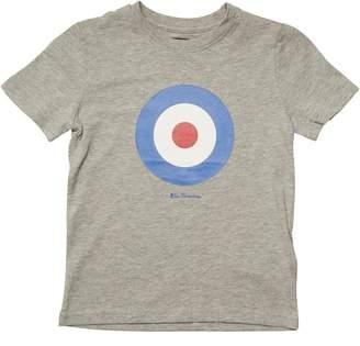 64195037f Ben Sherman Boys Target T-Shirt Grey Heather
