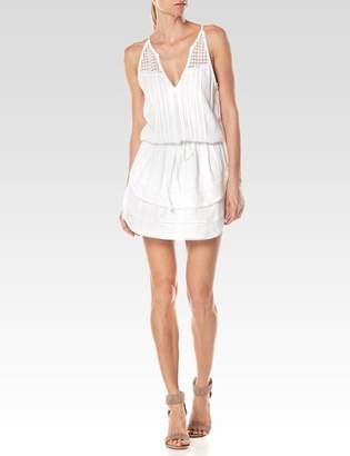 Tabea Dress - White $228 thestylecure.com