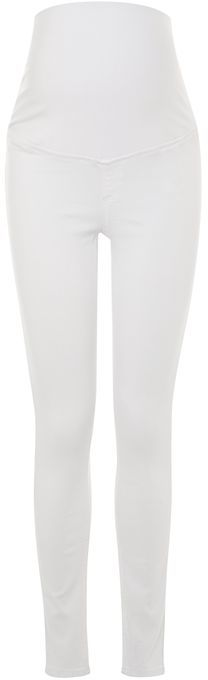 TopshopTopshop Maternity ovb white joni jeans