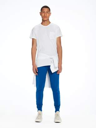 Scotch & Soda Cuffed Sleeve Tee Club Nomade