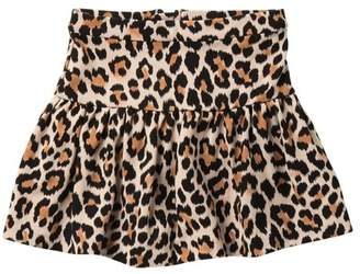 Kate Spade classic leopard skirt (Toddler & Little Girls)