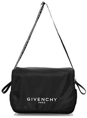 Givenchy Logo Diaper Bag