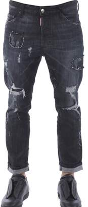 DSQUARED2 Glam Head Jeans
