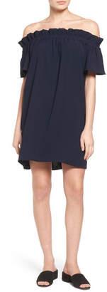 Pleione Off-the-Shoulder Dress