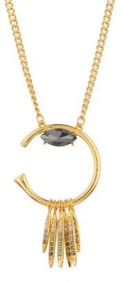 Rebecca Minkoff Peyton Deco Pendant Necklace