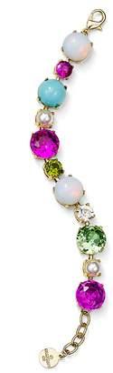 RJ Graziano Multicolor Faceted Bracelet