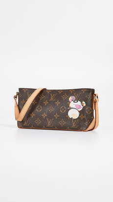 Louis Vuitton What Goes Around Comes Around Murakami Trotteur Bag