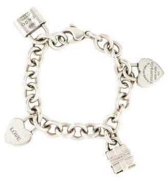 Tiffany & Co. & Co. Return To Charm Bracelet