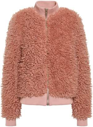 Line Liam Faux Shearling Coat