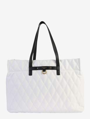 Givenchy Duo Tote Bag Quilted Canvas
