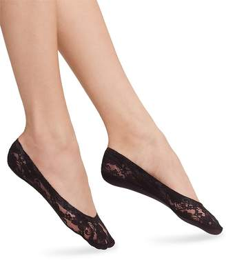 Hue Lace Perfect Edge Liner Socks