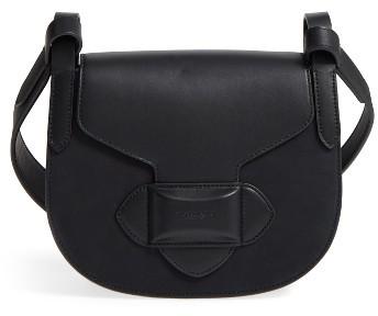 MICHAEL Michael KorsMichael Kors Small Daria Leather Crossbody Bag - Black