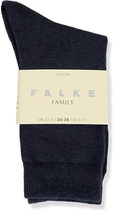 Falke Family cotton-blend ankle socks