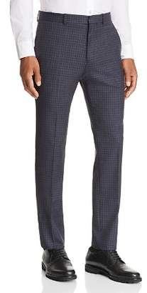 Theory Mayer Sartorial-Check Slim Fit Suit Pants
