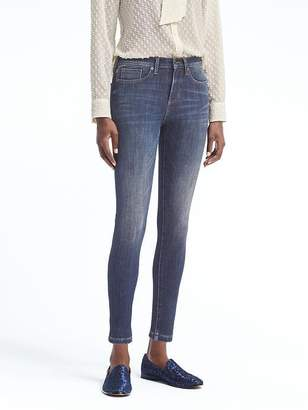 Banana Republic Petite Skinny Zero Gravity Medium Wash Ankle Jean