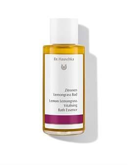 Dr. Hauschka Skin Care Lemon Lemongrass Bath Essence