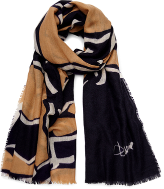 Kenley Wool Scarf $268 thestylecure.com