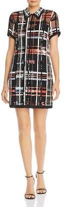 Parker Grayson Embellished Mini Dress